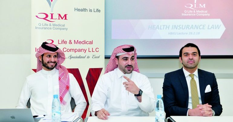 QLM participates in healthcare law module for JD students at HBKU