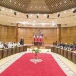 Qatar, Morocco vow to promote strategic ties <br/> قطر والمغرب.. إرادة قوية للارتقاء بشراكتهما الاستراتيجي