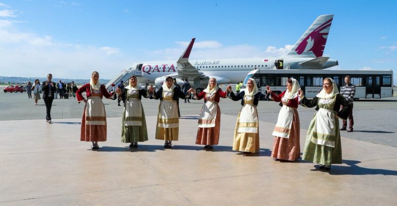 Qatar Airways expands wings to Greek city of Thessaloniki