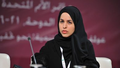 Qatar informs UN of three air violations by UAE and Bahrain <br/> قطر تبلغ مجلس الأمن وغوتيريش عن 3 خروقات جوية لمجالها قامت بها طائرات عسكرية إماراتية وبحرينية