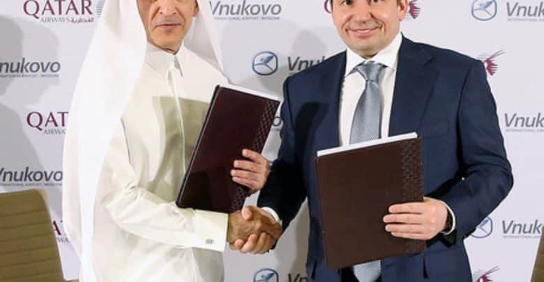 Al Baker: Acquisition of 25% in Moscow's Vnukovo airport part of Qatar Airways global expansion