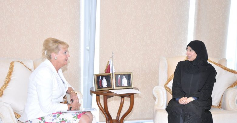 Health Minister, Sweden's envoy discuss bilateral ties