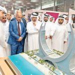 PM launches UDC's QR2.5bn Gewan Island project