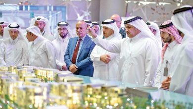 PM launches UDC's QR2.5bn Gewan Island project