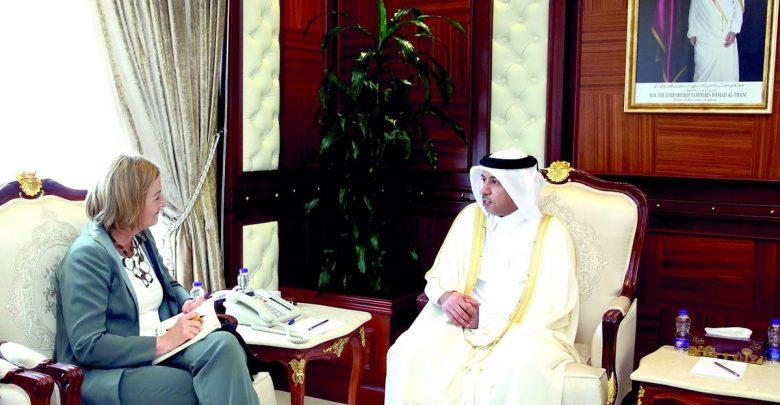 Qatar, Netherlands discuss ties