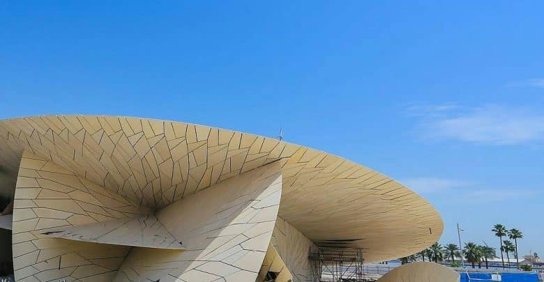 National Museum of Qatar is world's Best Futura Project