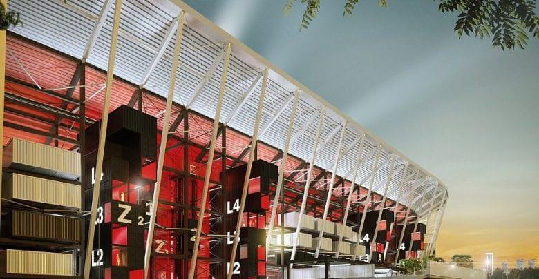 Qatari firm wins contract for Ras Abu Aboud World Cup Stadium