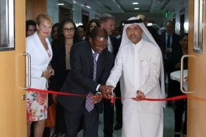 International Labor Organization opens office in Qatar