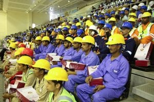 Qatar becoming model for other Gulf states: ITUC