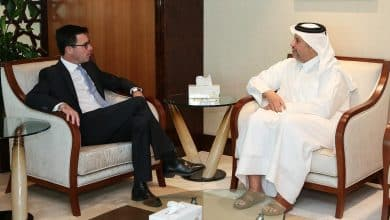 Qatar and Australia review bilateral relations