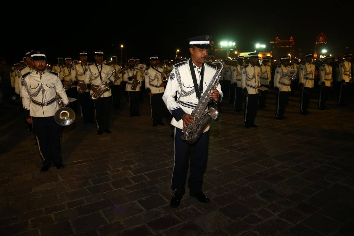 Visitors throng several events at Katara