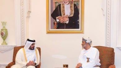 Amir, Deputy Amir offer condolences on late Shawana Al Busaidi of Oman