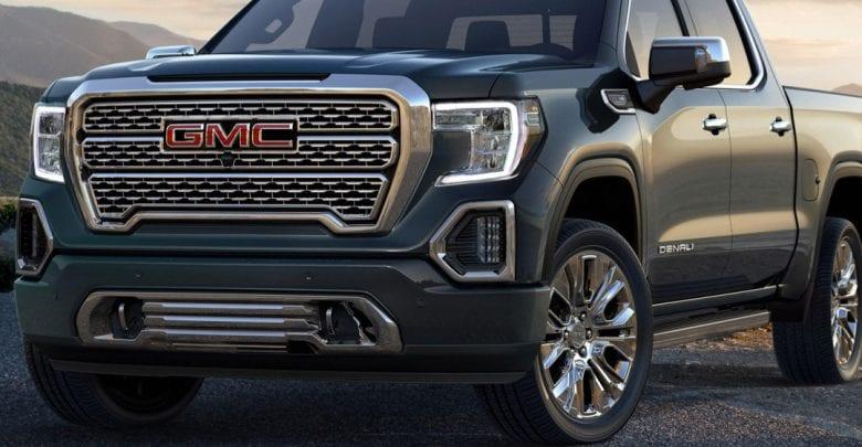 The New 2019 GMC Sierra