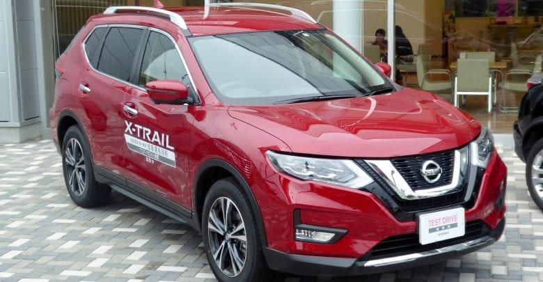 Nissan X-Trail, Patrol, Sunny and Navara models recalled