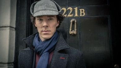 Photo of Sherlock star Cumberbatch takes on 4 muggers near Baker Street