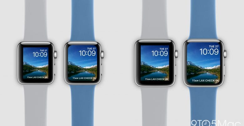 Everything we know so far about the Apple Watch Series 4