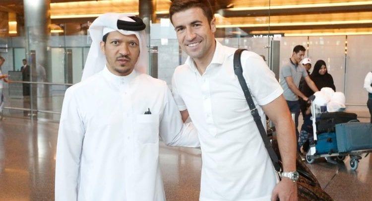 Atletico's Gabi signs for Al Sadd