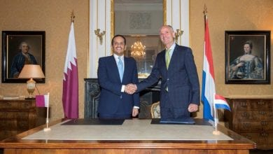 FM signs pact during visit to Netherlands