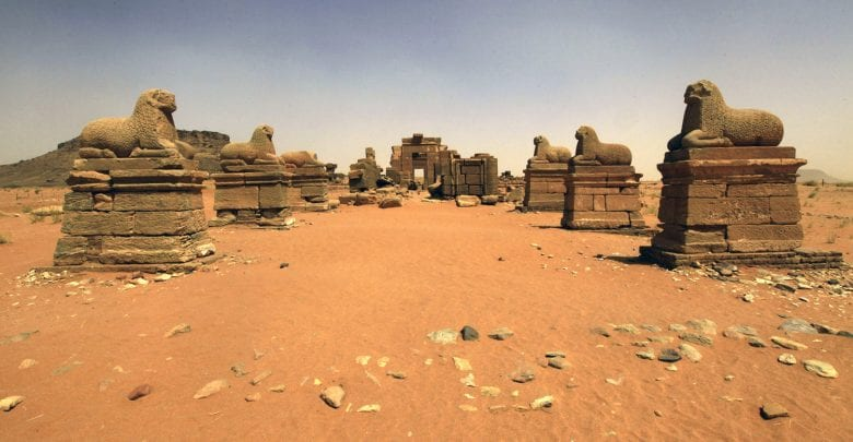 On a mission to preserve Sudan's magnificent past