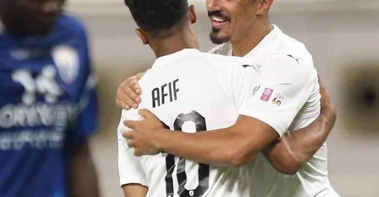 Bounedjah hits hat-trick as Al Sadd rout Al Kharaitiyat