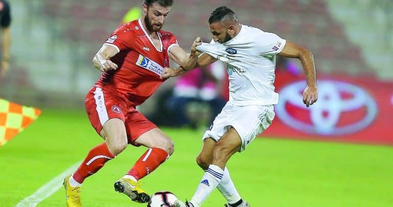 QSL: Al Rayyan edge Al Shahaniya; Rachid dazzles in Al Sailiya victory
