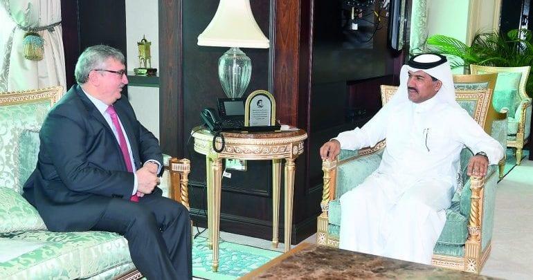 Qatar, Turkey discuss bilateral relations