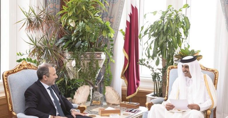 Amir receives invitation to attend Arab Economic Summit