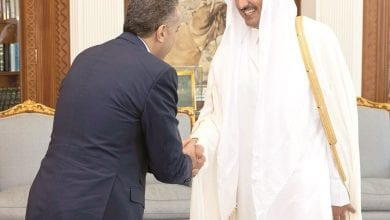 Amir meets Director-General of National Security of Morocco