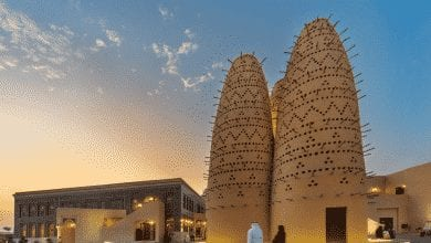 Photo of Katara hosts two exhibitions in Qatar-India Year of Culture
