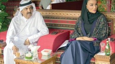Father Amir, Sheikha Moza attend Longines Championship