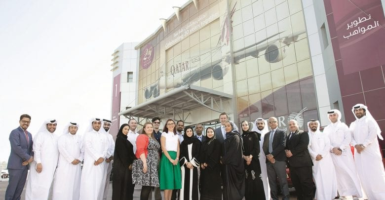 Qatar Airways and Rolls-Royce launch 'Innovation for Leaders'