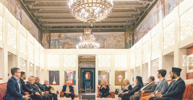 Majlis hosts 'United in Dialogue, Interfaith Consultation'