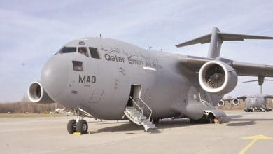 Qatari Amiri Air Forces engaged in Nato mission