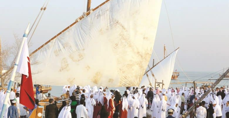 Katara's Dhow Festival begins today
