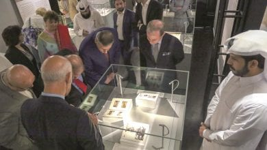 Photo of Exhibition on Syria's history opens at QNL