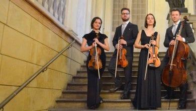 Adorno Quartet to perform today at Qatar National Theatre