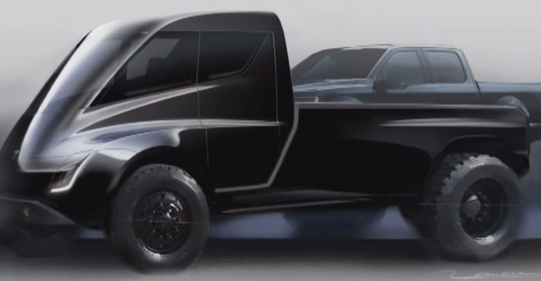 Tesla Could Reveal Pickup Truck Prototype Next Year