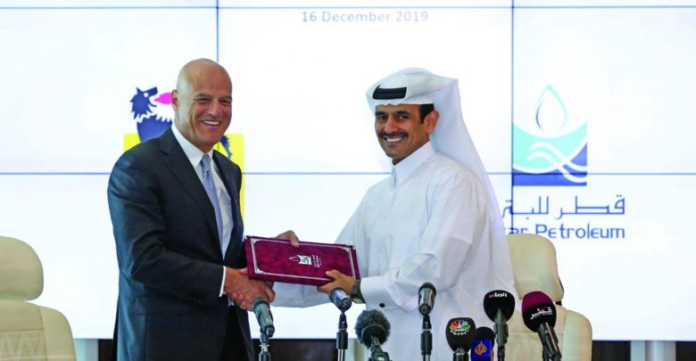 Qatar Petroleum signs deal to acquire 35% interest in 3 oil fields in Mexico