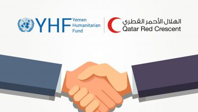 QRCS, YHF sign pact to support Yemen hospitals