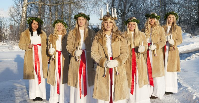 Sweden Celebrates its Heritage at their Magical Midwinter Celebration while Casting a Light on Qatar-Sweden Bilateral Milestones