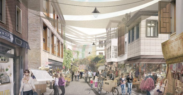 Qatari Diar begins re-development Sulaymaniyah district in Istanbul