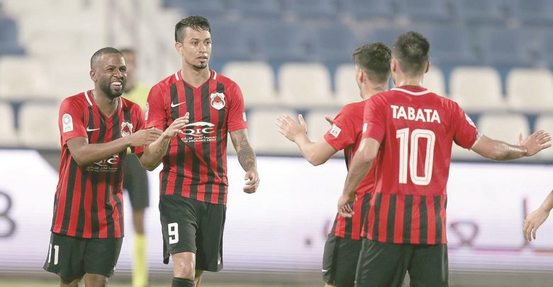 QSL: Al Rayyan hammer Al Kharaitiyat 6-0