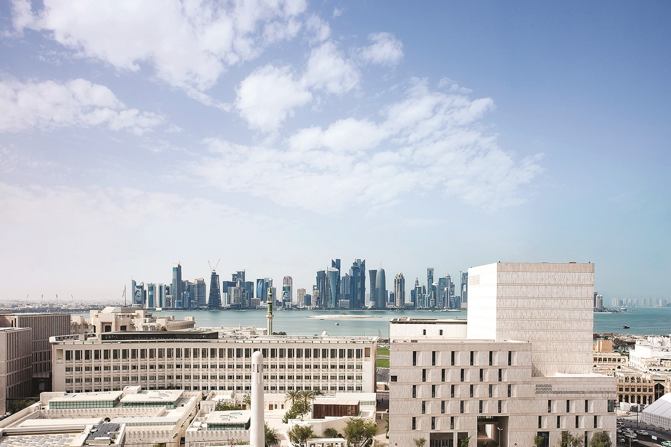 Vodafone Qatar completes fibre rollout at 'Msheireb Downtown Doha'