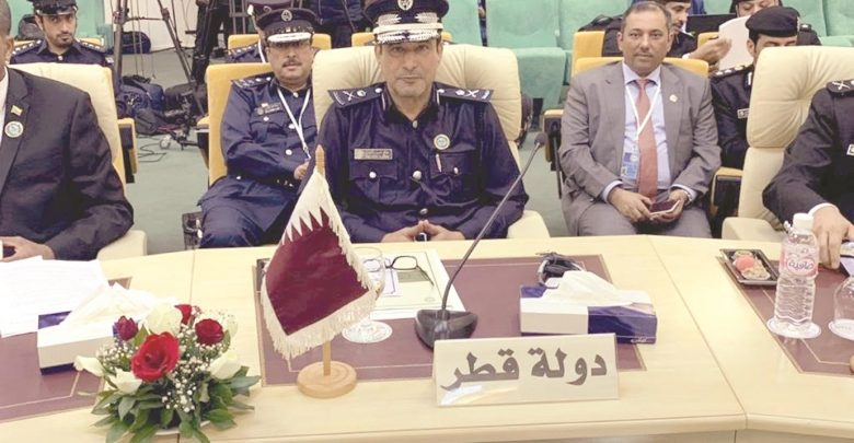 Qatar participates in 42nd Arab Police and Security Chiefs meet