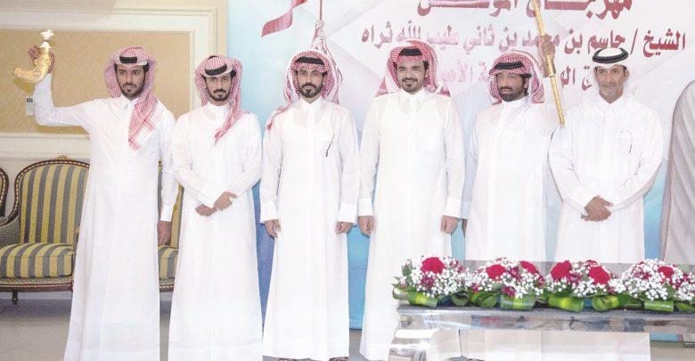 Sheikh Jassim Bin Mohammed Bin Al Thani Arabian Camel Festival