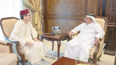Transport Minister meets with Moroccan Ambassador