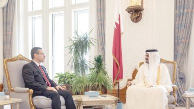 Photo of Deputy Amir meets President of Turkish Court of Accounts