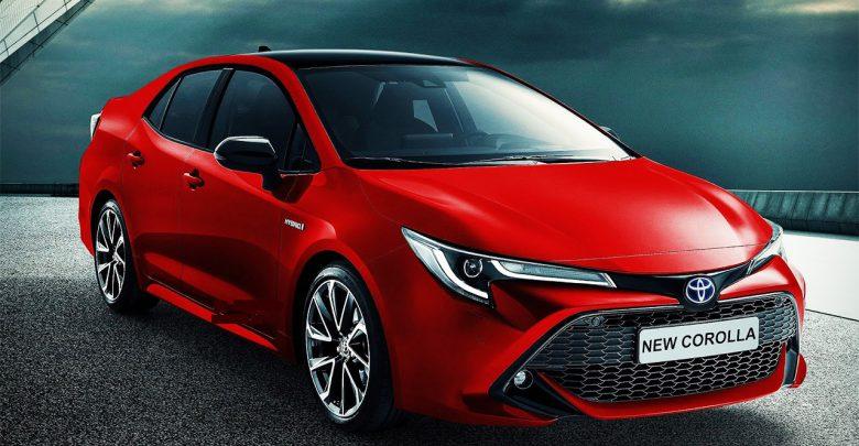 Toyota unveils 2019 Corolla