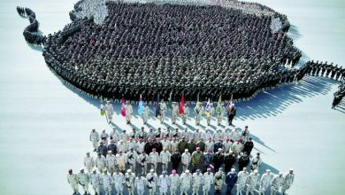 Photo of Military units' participation to be 3-fold at National Day parade