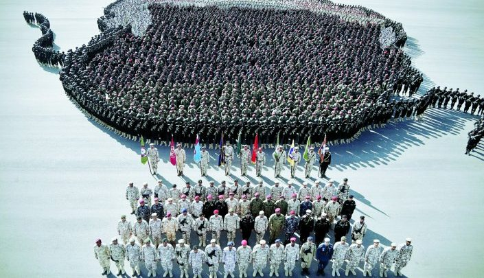 Military units' participation to be 3-fold at National Day parade
